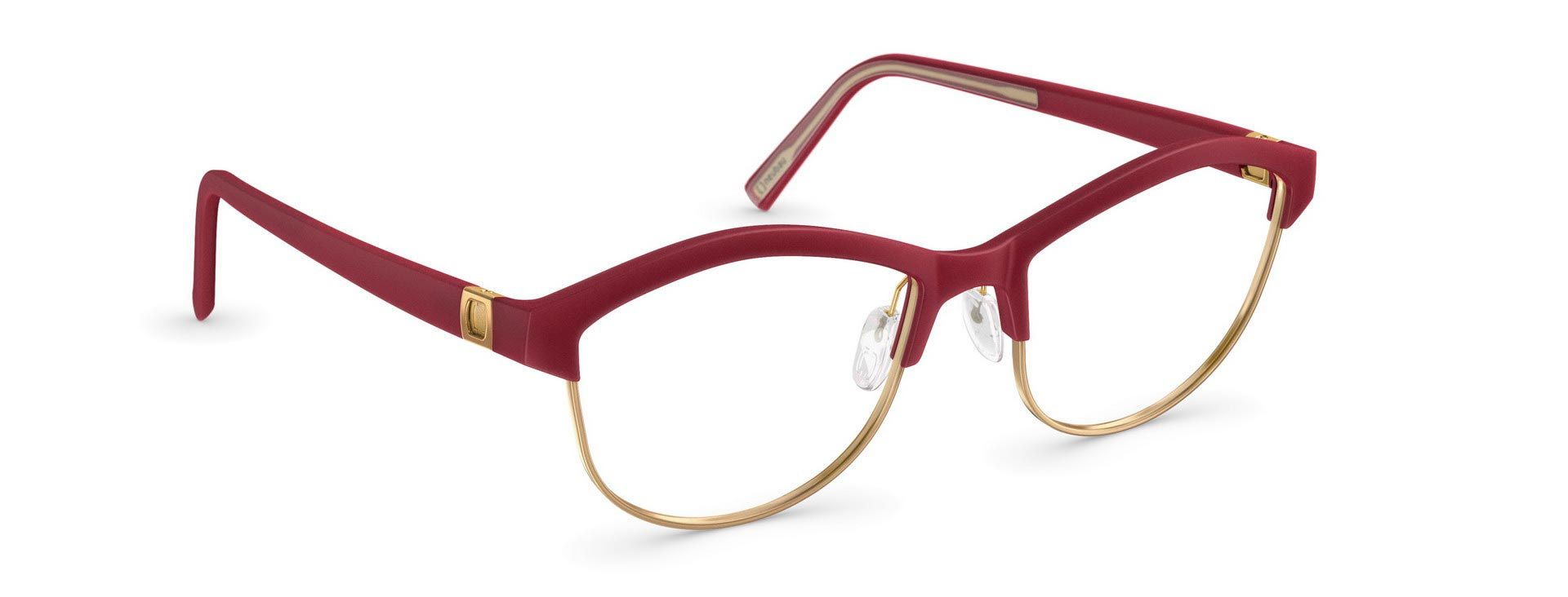 T072 Sonia 3030 ruby red matte gold Sid